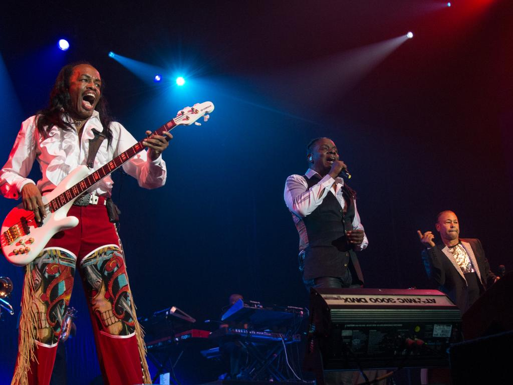 Earth, Wind & Fire in de HMH 2013